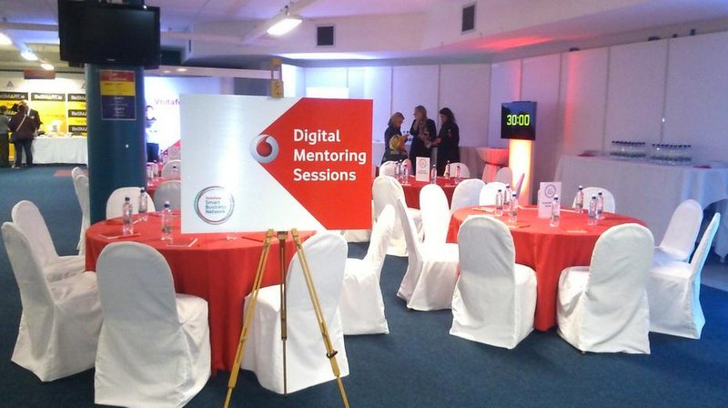 Vodafone at Munster Business Summit
