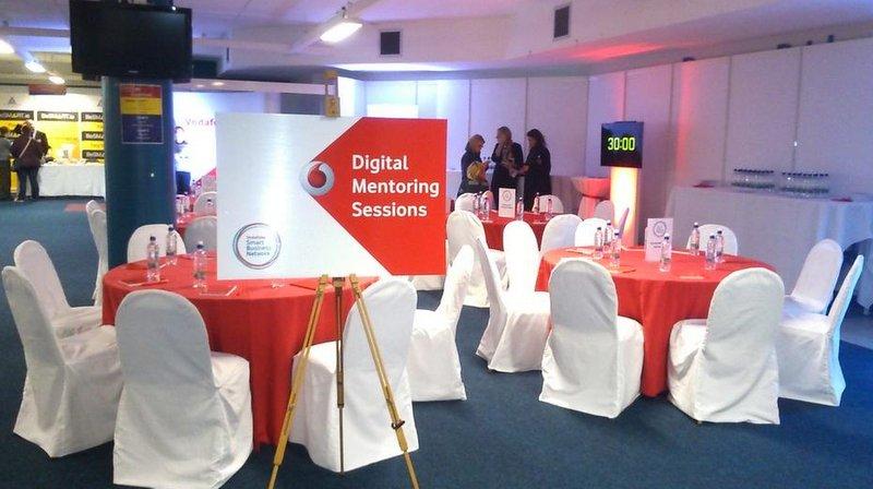 Vodafone at Munster Business Summit
